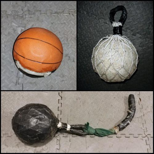 Homemade Tornado Ball